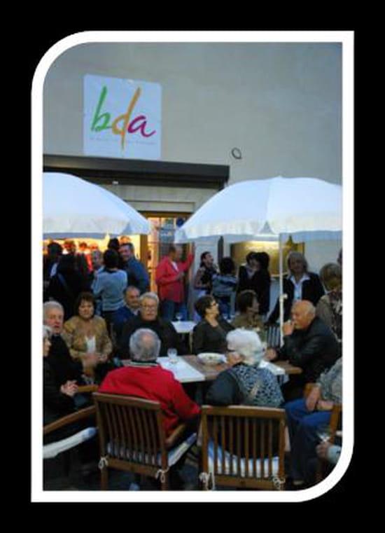 Restaurant Le B.D.A  - Le BDA -   © webmaster Faure Jean-Luc