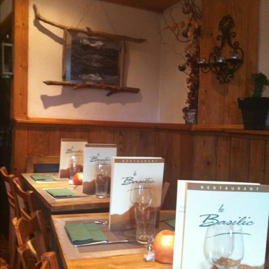 , Restaurant : Restaurant le Basilic