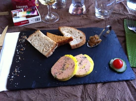 , Entrée : Restaurant le Chateaubriant