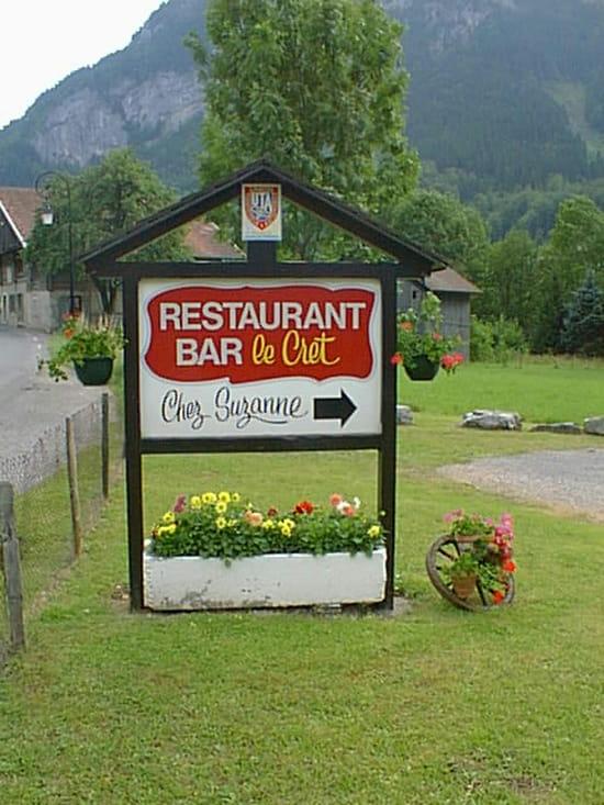 Restaurant Le Crêt