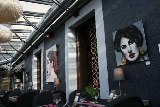 Restaurant Le Danieli  - La verrière du Danieli  -   © IBP