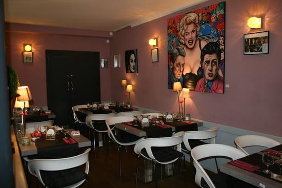 Restaurant Le Danieli  - Salle intérieure du Danieli -   © IBP