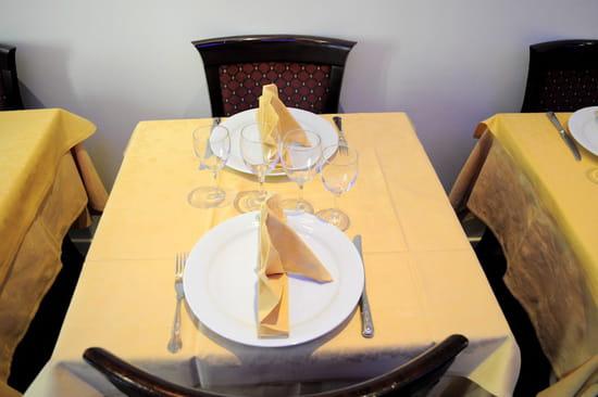 Restaurant Le Gandhi Ji's  - Paris Restaurant Indien Gandhi Ji's -