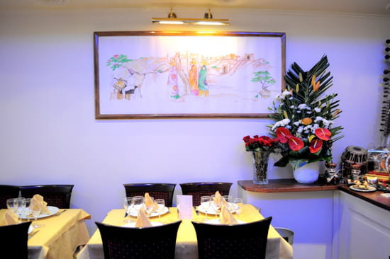 Restaurant Le Gandhi Ji's  - Restaurant Le Gandhi Ji's -