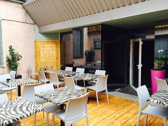 , Restaurant : Restaurant le grill  - Terrasse -