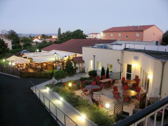 Restaurant le jardin restaurant de cuisine moderne for Restaurant yvelines avec jardin