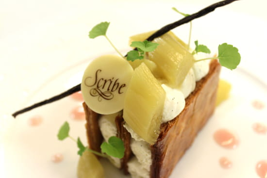 Restaurant Le Lumière - Hôtel Scribe Paris  - Restaurant Le Lumière -   © Hotel Scribe Paris