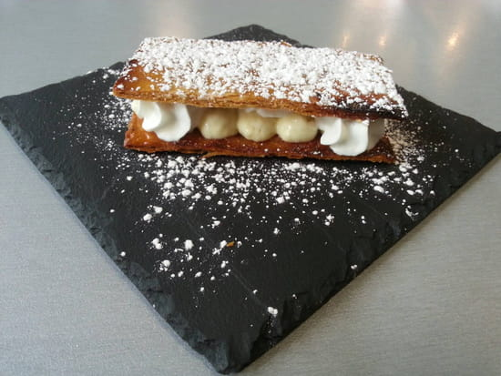 , Dessert : Restaurant le M
