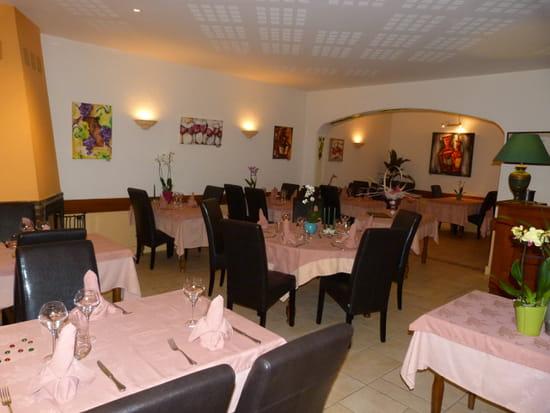 Restaurant le Morgon  - salle du restaurant -