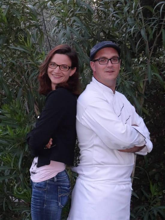 Restaurant le Nid  - Davy et Emilie Jobard les nouveaux propriétaires du Restaurant Le Nid -   © Davy Jobard
