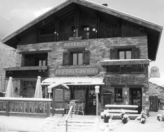 Restaurant Le Perce Neige