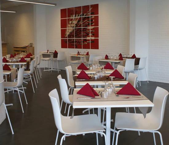 Restaurant le Pixel  - Salle principale -