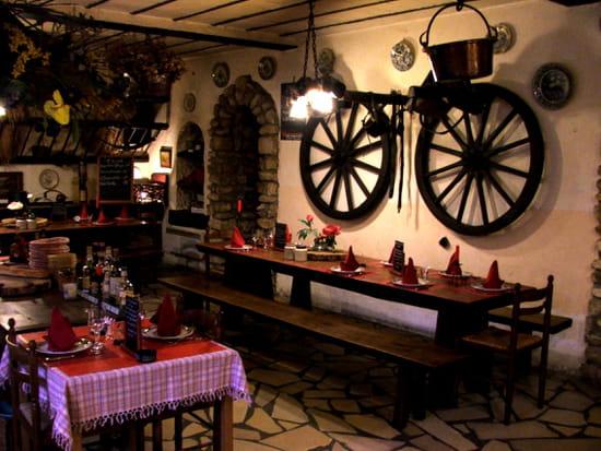 Restaurant le Relais des Templiers - maison roca
