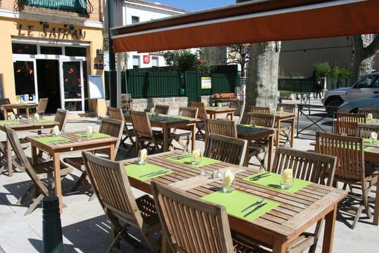 Restaurant le Safran Trets