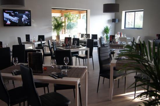 Restaurant Le Tama - Mini golf LE GREEN  - Salle principale -