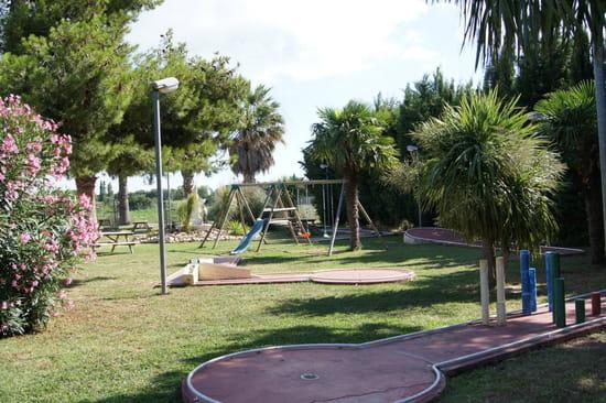 Restaurant Le Tama - Mini golf LE GREEN  - Mini golf & aire de jeux pour enfants -