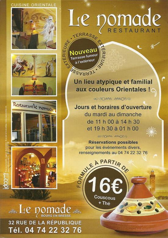 Restaurant Le Terroir  - le nomade -