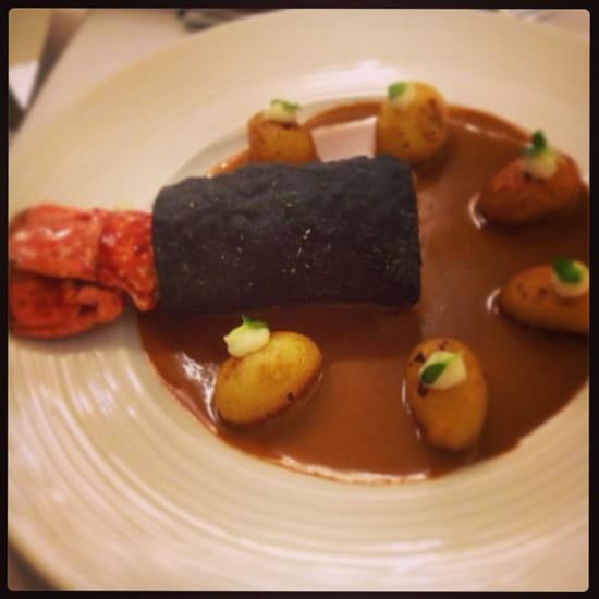 , Plat : Restaurant Les 7 Mers