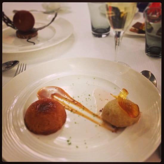 , Dessert : Restaurant Les 7 Mers