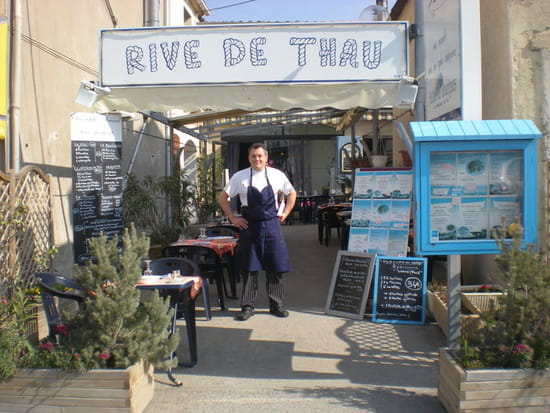 Restaurant les Rives de Thau
