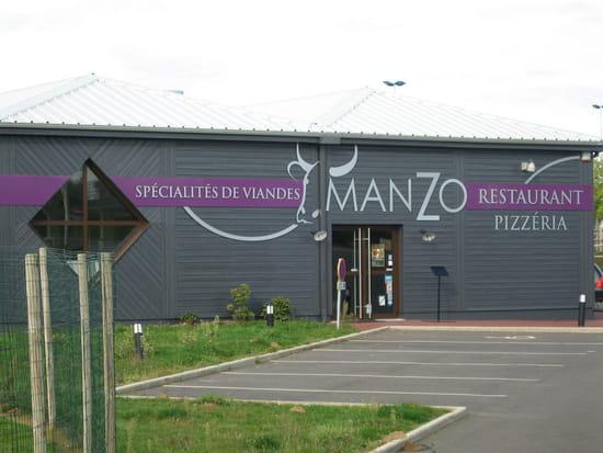 Restaurant Manzo  - Entrée du restaurant -
