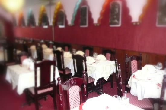 Restaurant Nameste  - Int Nameste -   © Piranha Com