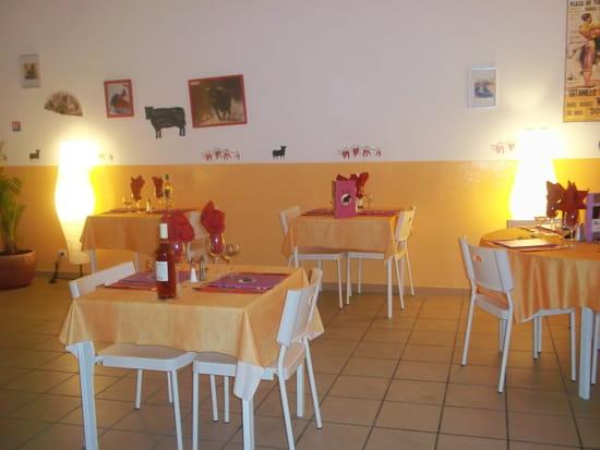 Restaurant pic a pic  - salle du restaurant -   © laurent almenteros