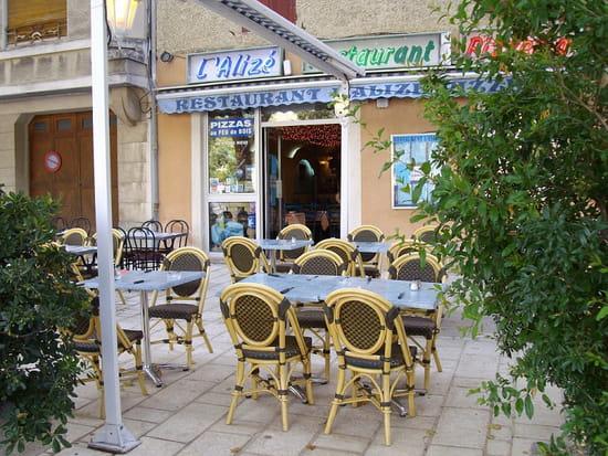 Restaurant Pizzeria -  L'Alizé  - Terrasse -
