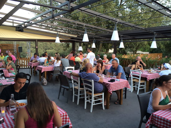 Restaurant Pizzéria Les Cascades