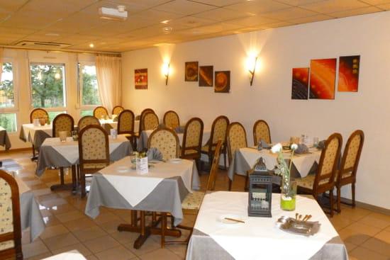 Restaurant Ritter'Hoft  - Notre restaurant climatisé -   © Ritter'Hoft
