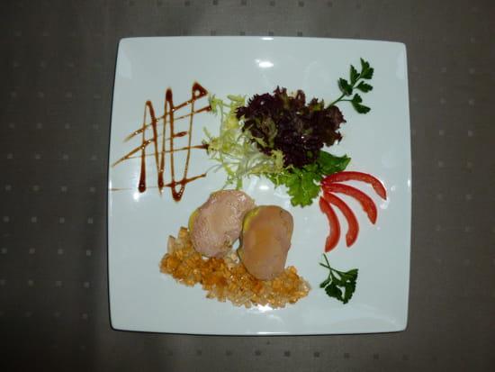 Restaurant Ritter'Hoft  - Notre foie gras -   © Ritter'hoft