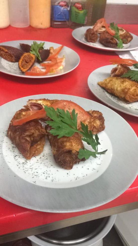 Restaurant Sahmeran