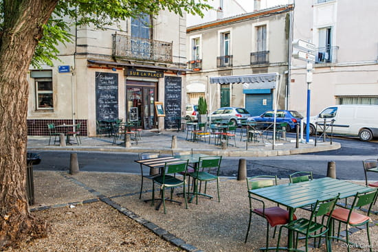 Restaurant sur la Place