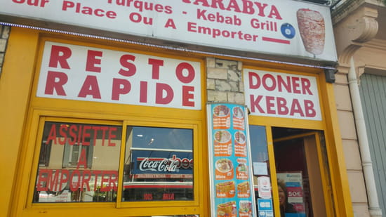 , Entrée : Restaurant Tarabya