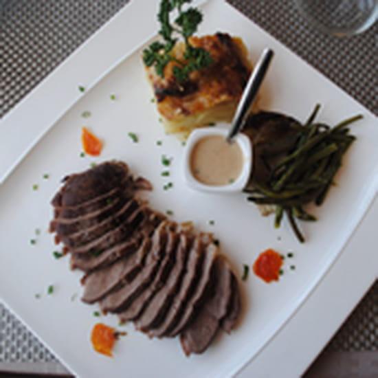 Restaurant Traditionnel le Lamparo Entre Terre et Mer  - Délice de la Terre -