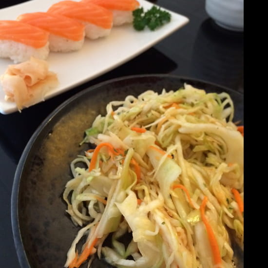, Entrée : Restaurant Watami (specialites japonaises)