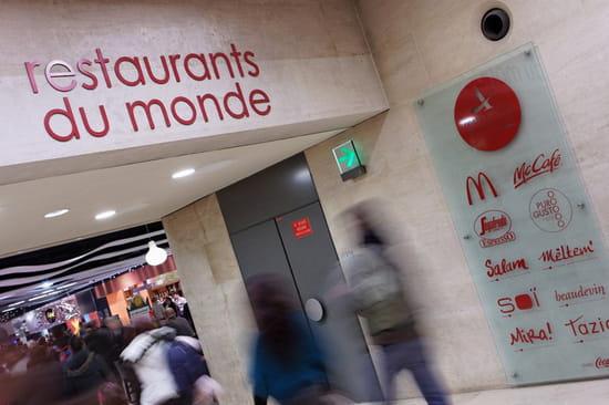 Restaurants du Monde  - Restaurants du Monde Food Court Carrousel du Louvre -   © Frédéric Baron-Morin
