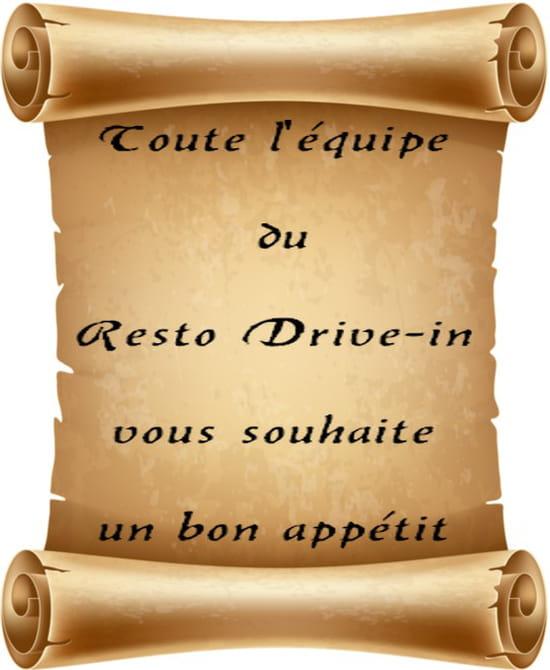 Resto Drive-In Lugarde
