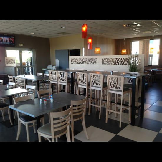 , Restaurant : Resto l'Express Café  - Salle  -