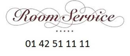 Room Service Livraisons H24