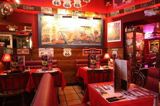 Route 66 Steak-House American grill
