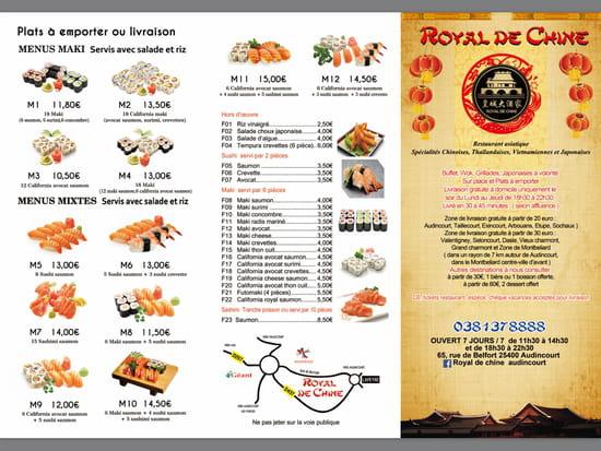 Royal de Chine
