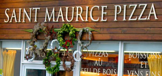 Saint Maurice Pizza