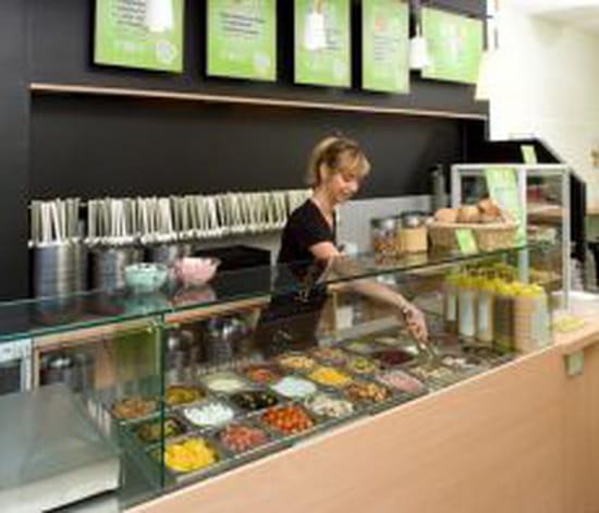 Saladbar green is better, Dunkerque