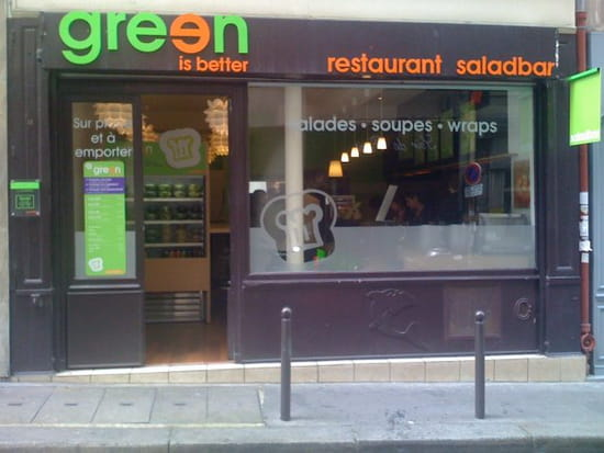 Saladbar Green is Better, Paris 17ème, Etoile
