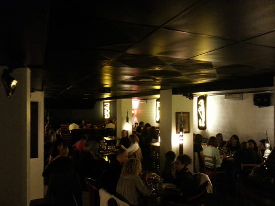Sandibad  - Salle restaurant -   © Maxime