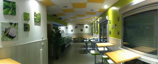 Sandwicherie/saladerie La Fleur de l'Hortus