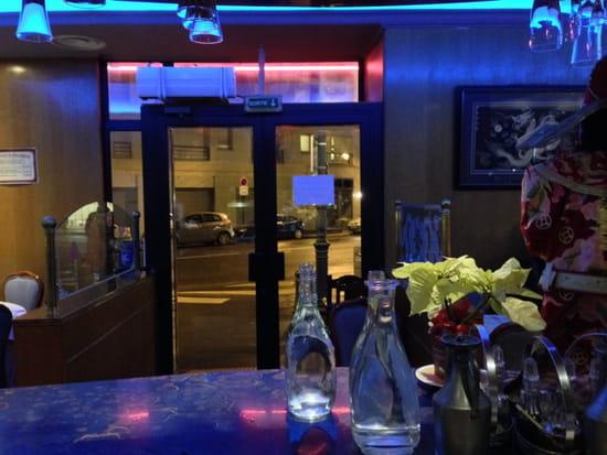 , Restaurant : Saveurs d'Asie
