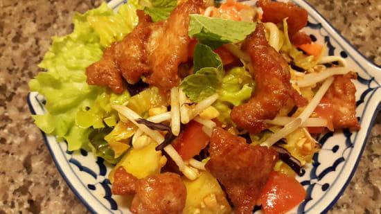 , Entrée : Sawasdee  - Salade royal  -