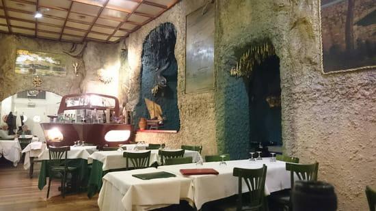 , Restaurant : Scoglio di Friso  - 2000 lieux sous les mers!! -